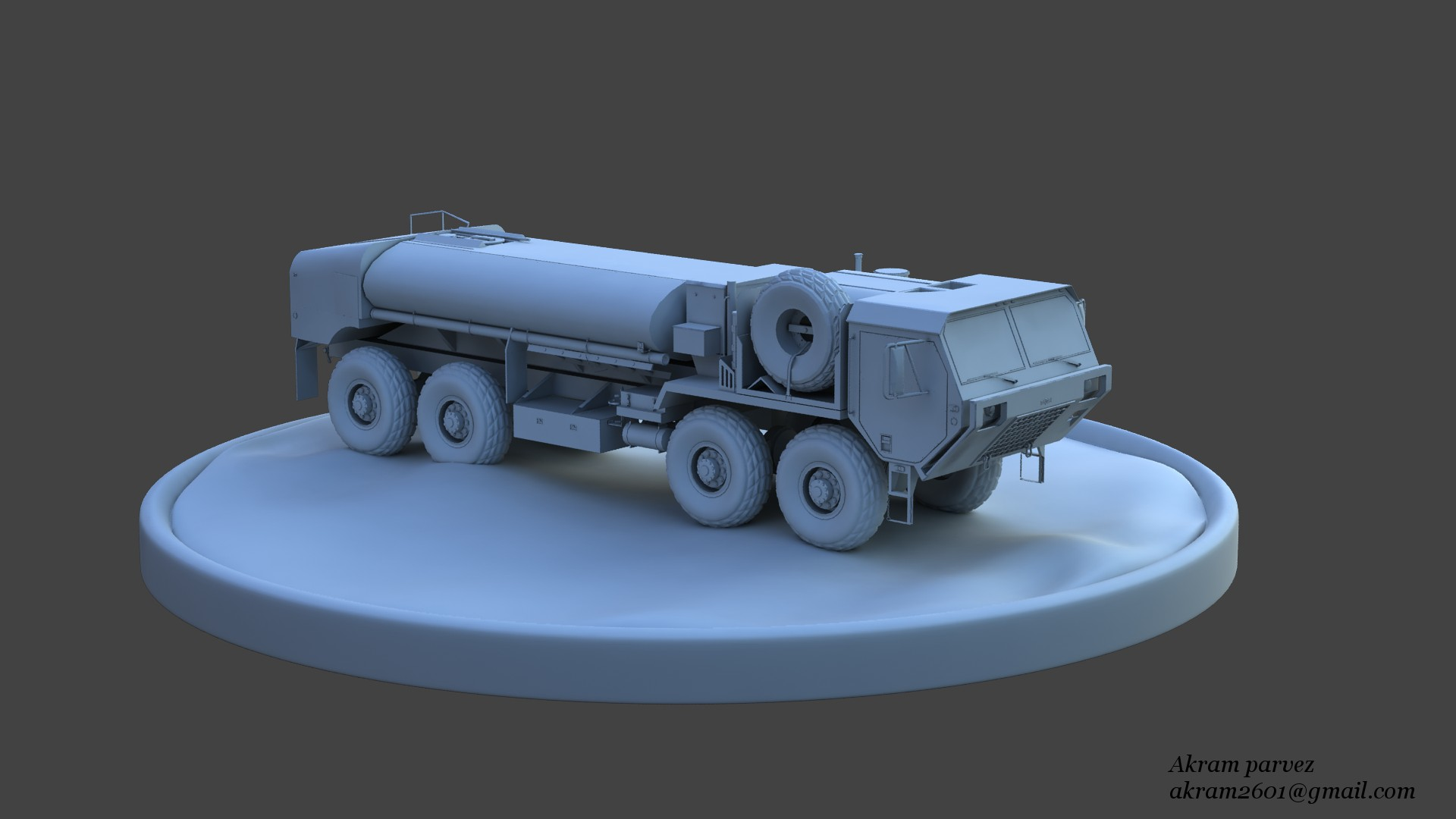 Truck_HighPoly01